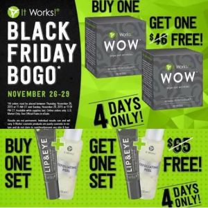 BOGO WOW LP PEEL